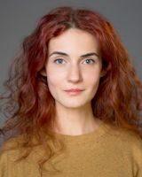 Lustina Nevel UK actress
